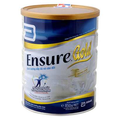Sữa Ensure Gold của Abbott Hoa Kỳ